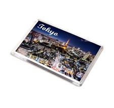 JUMBO Tokyo Fridge Magnet - 90 x 60mm - Holiday Souvenir - Japan - Gift