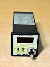 TOKYO KEISO Flow Controller TM-1000 CONVERTER free ship