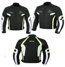 GMA chaqueta de Moto Hombre Cordura Nueva super calidad tamaño S a 4XL.