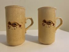 New ListingVintage Chicken Salt And Pepper Shakers With Handle