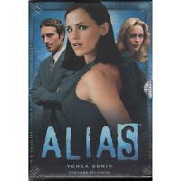 Alias Terza Serie DVD Jennifer Garner / Michael Giacchino Touchstone Sigillato
