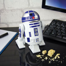 OFFICIAL STAR WARS R2-D2 USB POWERED OFFICE COMPUTER DESKTOP VACUUM CLEANER
