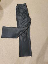 Zara pantalones de cuero para De mujer | eBay
