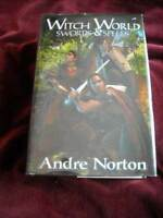 Andre Norton - WITCH WORLD: Swords & Spells - 1st thus - BCE