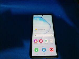 Samsung Galaxy Note10 SM-N970F/DS 256GB Aura Black (Unlocked)