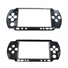 Carcasa Delantera Frontal PSP 3000 Negra Nueva
