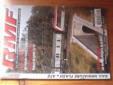 $$x Revue RMF N°472 Voitures GRand Confort  Maison de garde PO  Fourgons SNCF
