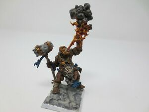 Ogor Mawtribes Firebelly Ogre Kingdom Painted Resin Warhammer G296