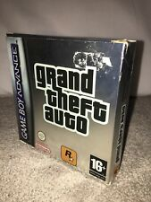 GTA Grand Theft Auto Iv V 5 Nintendo Gameboy Advance GBA 100% Authentic Official