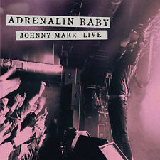 Adrenalin Baby: Johnny Marr Live - Johnny Marr (2015, CD NEUF)
