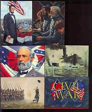 The Civil War Card Set 90 Cards Artwork by Mort Kunstler 1996 Comic Images