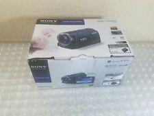 Sony Handycam HDR‑CX580V Video Camera Camcorder HD High Definition Optical Zoom