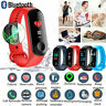 Wristband Tracker Heart Rate Fitness Watch M3 Band Smart Blood Pressure Bracelet