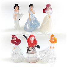 ~ disney PRINCESS - Zaini Chocolate Surprise egg - 6 figures toy