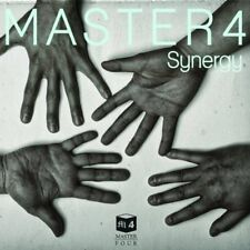 Master4 - Synergy [New CD] Extended Play