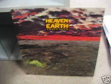 Heaven and Earth That's Love vinyl LP WMOT 1981 RARE Disco