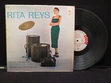 The Cool Voice Of Rita Reys on Columbia Records CL903 White Label Six Eye PROMO