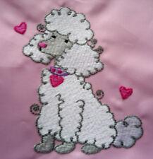 Personalised Poodle Backpack/School/Pe Drawstring Bag