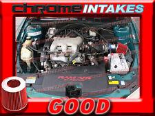 Blau Rot 1996 1997 1998 Buick Skylark / Oldsmobile Achieva 3.1L V6 Lufteinlass