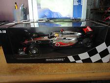 Minichamps 1/18 Lewis Hamilton McLaren Mercedes Mp4 / 26 2011
