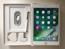 EXCELLENT Apple iPad mini 4 16GB, Wi-Fi + Cellular (Unlocked), 7.9in - Gold