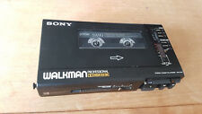Sony Walkman WM-D6C Professional Cassette Player Extreme Good Condition