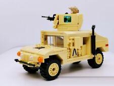 US Army Humvee HMMWV machine gun armored car APC Jeep delta force block custom
