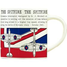 Gifts For Aviators Spitfire Little Histories Mug