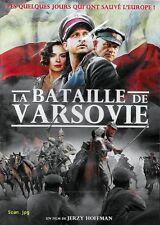 LA BATAILLE DE VARSOVIE /*/ DVD GUERRE NEUF/CELLO