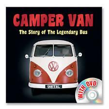 """VERY GOOD"" Camper Van (Vehicle Book and DVD), Igloo, Book"
