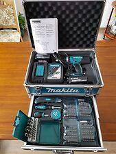 Makita Akku - Schlagbohrschrauber DHP 453 RFX2 im Alukoffer + Zubehör +++NEU+++