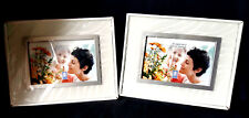 "2 Born to be Wild April 20, 2013 4/20/13 Photo Frames 4""x6"" clear glass frame"