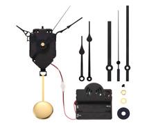 Westminster Chime Quartz Pendulum Clock Wall Movement Hand Mechanism Repair Kit