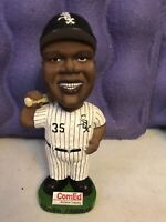 Chicago White Sox Frank Thomas ComEd Bobblehead  The Big Hurt #35 Chipped Ear