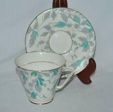 Beautiful Rare, Circa 1949, Royal Grafton, Fine Bone China, Teacup & Saucer