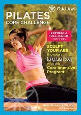 Pilates Core Challenge with Ana Caba *2-ON-1-DVD + FREE Health & Fitness Bonuses