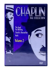 Chaplin - The Collection Volume 2, DVD FREE POST