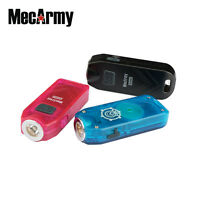 SGN5 560 lumens USB Rechargeable Person Attack Alarm EDC flashlight, Mecarmy