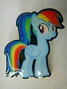 "My Little Pony ""Rainbow Dash"" Standing Enamel Pin - New"
