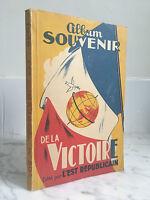 Album Souvenir Della Vittoria Pubblicato Per Est Repubblicano 1946