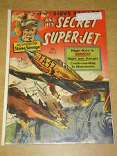 CAPTAIN STEVE SAVAGE #3 VG+ (4.5) AVON COMICS DECEMBER 1951