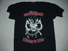 METALLICA Metallihead 1999 FAN CLUB T-Shirt Vintage clothing Metal Motorhead