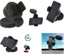 Universal Teléfono Móvil PDA En Coche Soporte Con Ventosa, Para Parabrisas Base