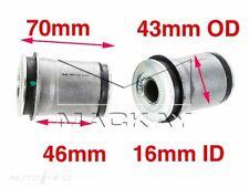 MACKAY FRONT LOWER Control Arm INNER Bush Kit FOR TOYOTA HIACE KDH200