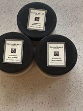 More details for oliva blake london tangerine & patchouli 150ml intensive body cream x 3 free p&p