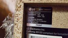 LG Replacement Speaker (CMS8460F) for LG MIni HiFi 2750W Shelf System CM8460
