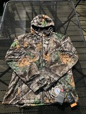 Under Armour Womens Storm Camo Jacket Realtree Midseason Kit Size XXL New