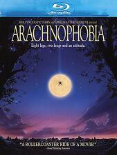 ARACHNOPHOBIA (1990 Jeff Daniels)  -  Blu Ray - Sealed Region free