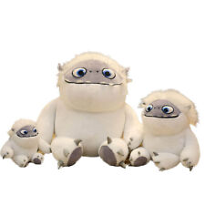 Kids Cute Doll Gift Abominable Everest Plush Toy Yeti Stuffed Doll Toy