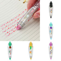Practical Creative Stationery Push Correction Tape Lace School Students Supplies
